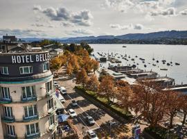 AMERON Zürich Bellerive au Lac, hotel in Zurich