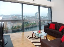 Quay Apartments, hotel in Manchester