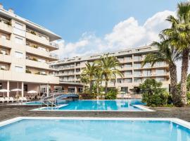 AQUA Hotel Onabrava & Spa 4*Sup, отель в Санта-Сусанне
