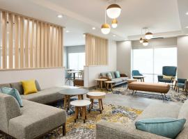 TownePlace Suites by Marriott Tampa Casino Area, hotel in Tampa