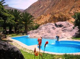 Paraiso Las Palmeras Lodge, hotel in Cabanaconde
