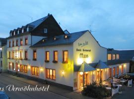 Hotel-Restaurant Maas, hotel in Lutzerath