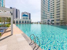 Charming Apartment with Nice Seaview, by Sanguine, apartment in Tanjong Tokong