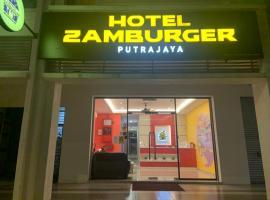 Hotel Zamburger Putrajaya, hotel in Putrajaya