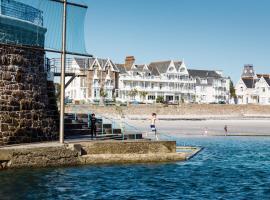 Ommaroo Hotel, hotel in Saint Helier Jersey