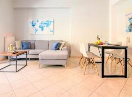 Chania Central Flat, accessible hotel in Chania Town