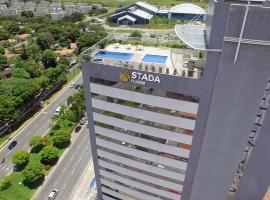 Stada Hotel Hangar-Mínimo de 30 dias, hotel em Belém