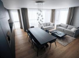 Andermatt Alpine Apartments, hotel in Andermatt