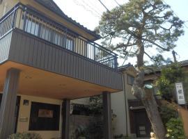 Minshuku Ginmatsu, ryokan a Kanazawa