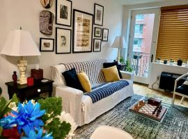 East Harlem Cozy, Ferienwohnung in New York