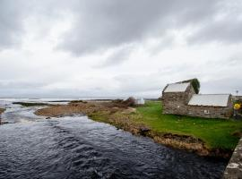 Beautiful coastal house at the Drowes Rivermouth, holiday home in Bundoran
