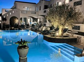 Anastasia Princess Luxury Residence & Spa- Adults Only, hotel in Perissa