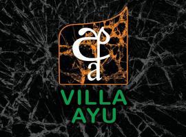 Villa AYU, hotel in Galle