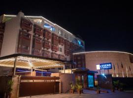Legend Hotel Islamabad, hotel in Islamabad