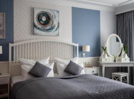 Garni Hotel & Appartements Nordstrand, Hotel in Nordstrand