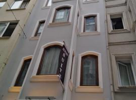 Alyon Suite, hotel near Taksim Square, Istanbul