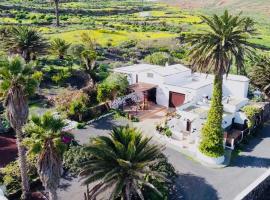 Finca La Fuentecilla, resort village in Haría