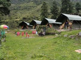 Divine Moments Of Tosh, luxury tent in Tosh