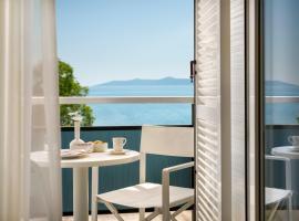 Hotel Marina, beach hotel in Mošćenička Draga