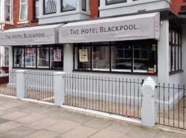 The Hotel Blackpool, budget hotel in Blackpool