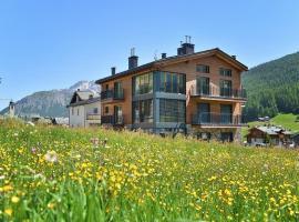 Appartamenti Astra, hotel v Livignu