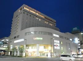 高崎ワシントンホテルプラザ、高崎市のホテル