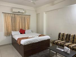 JK Rooms 147 Lions, hotel near Dr. Babasaheb Ambedkar International Airport - NAG, Nagpur
