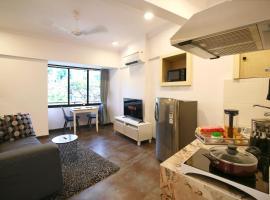 WabiSabi Service Apartments, apartment in Mumbai