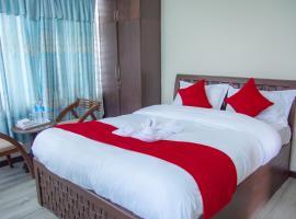 hotel golden crown, отель в Покхаре