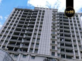 Braga 99 Living Point, apartment in Bandung