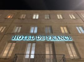 Hotel de France Citotel, accessible hotel in Rochefort