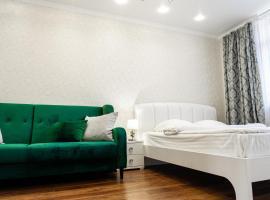 Apartment Elegant, hotel with pools in Kaliningrad
