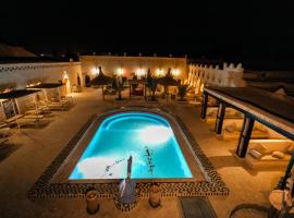 Kasbah Mohayut, hotel in Merzouga