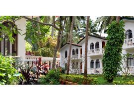 Albuquerque BetterHomes, Goa, boutique hotel in Candolim