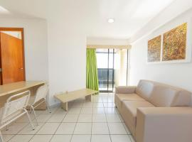Apartamento no Paradise Flat com vista mar de Ponta Negra em Natal por Carpediem, hotel in Natal