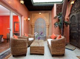 Art Palace Suites & Spa, отель в Касабланке