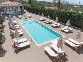 Elafonisos Resort, hôtel à Elafonisos