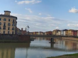 Desiderio, appartamento a Pisa