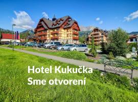Family Apartments in Mountain Hotel, apartmán v Tatranskej Lomnici