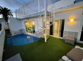 Villa Giuseppe, hotel near Aqualand, Adeje