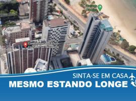 ED. COSTA DO SOL, apartment in Fortaleza