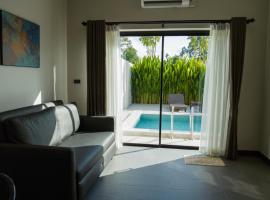 Toledo Pool Villa, hotel in Nakhon Si Thammarat