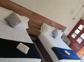 Hotel Orquídea, hotell sihtkohas Zacatlán