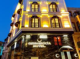 Germenicia Hotel, отель в Стамбуле
