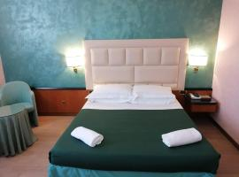 Hotel Principe, hotell i Pomezia