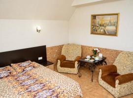 Erunin Hotels Group, Tolstogo 77, hotel near Novosibirsk Opera and Ballet Theatre, Novosibirsk