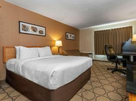 Comfort Inn Moncton Magnetic Hill, hotel em Moncton
