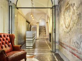 Relais Orso, hotel en Navona, Roma