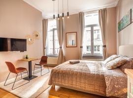 Luxury Suites Boutique, hotel in Antwerp