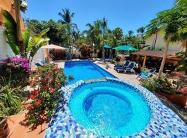 Hotelito Swiss Oasis - Solo Adultos, hotel in Puerto Escondido